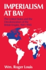 Image for Imperialism at Bay : The United States and the Decolonization of the British Empire 1941-45