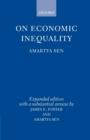 Image for On Economic Inequality