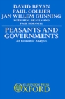 Image for Peasants and Governments : An Economic Analysis