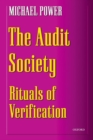Image for The audit society  : rituals of verification