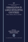 Image for Urbanization in large developing countries  : China, Indonesia, Brazil and India