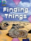 Image for Finding things