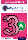 Image for MyMaths for Key Stage 3: Homework Book 3A (Pack of 15)