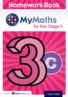 Image for MyMaths for Key Stage 3: Homework Book 3C (pack of 15)