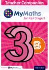 Image for MyMaths for Key Stage 33B,: Teacher companion