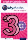Image for MyMaths for Key Stage 3: Teacher companion 3C