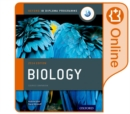 Image for IB Biology Online Course Book: Oxford IB Diploma Programme