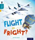 Image for Flight or fright?