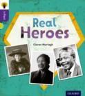 Image for Real heroes