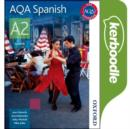 Image for AQA A2 Spanish Kerboodle