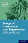 Image for Songs of innocence and of experience