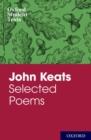 Image for John Keats  : selected poems