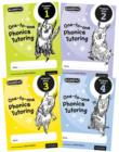 Image for Read Write Inc.: Phonics One-to-One Phonics Tutoring Progress Book Mixed Pack of 4