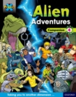 Image for Project X Alien Adventures: Dark Blue Dark Red + Book Bands, Oxford Levels 15-20: Companion 4