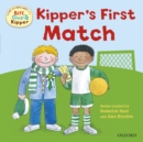 Image for Kipper's first match