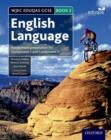 Image for WJEC GCSE English language  : assessment preparation for Component 1 and Component 2Student book 2