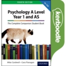 Image for The Complete Companions: Year 1 and AS Psychology for AQA Kerboodle