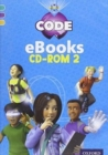Image for Project X Code: Ebook CD-Rom 2 Turquoise - Gold