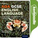 Image for AQA GCSE English Language: Kerboodle Book 2 : Assessment preparation for Paper 1 and Paper 2