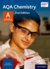 Image for AQA chemistryA level,: Student book