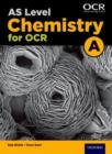 Image for AS chemistry A for OCR: Student book