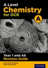 Image for OCR A level chemistry AYear 1,: Revision guide