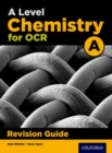 Image for OCR A level chemistry A: Revision guide