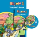 Image for Rigolo 1Years 3 and 4,: Teacher's book and DVDö ROM