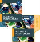 Image for IB business management: Print and online course book