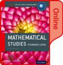 Image for IB Mathematical Studies Online Course Book: Oxford IB Diploma Programme