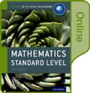Image for IB Mathematics Standard Level Online Course Book: Oxford IB Diploma Programme