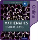 Image for IB Mathematics Higher Level Online Course Book: Oxford IB Diploma Programme
