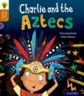 Image for Charlie and the Aztecs
