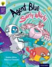 Image for Agent Blue and the swirly whirly