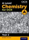 Image for A level chemistry A for OCRYear 2,: Student book