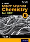 Image for OCR A level Salters' advanced chemistryYear 1,: Student book