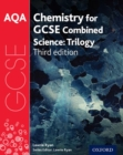 Image for AQA chemistry for GCSE combined science  : trilogy