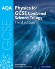 Image for AQA physics for GCSE combined science - trilogy