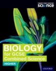 Image for Biology for GCSE: Combined science (higher)
