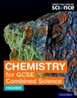 Image for Twenty first century science chemistry for GCSE combined science (Higher)Student book
