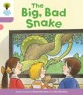 Image for The big, bad snake
