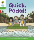Image for Quick, pedal!