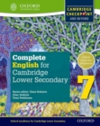 Image for Complete English for Cambridge Secondary 1Student book 7