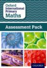 Image for Oxford International Primary Maths: Assessment Pack