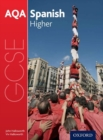 Image for AQA GCSE Spanish for 2016: Higher student book