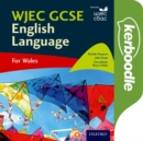 Image for WJEC GCSE English language  : for Wales