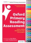 Image for Oxford primary reading assessment handbook