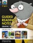 Image for Project X origins graphic textsGrey book band, Oxford level 14,: Guided reading notes
