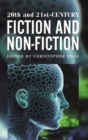 Image for 20th- and 21st-century fiction and non-fiction