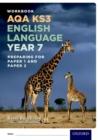 Image for AQA KS3 English Language: Year 7 Test Workbook Pack of 15